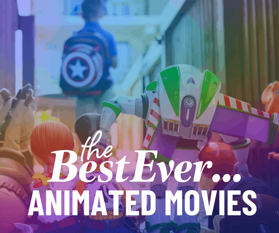 Best Animated Movies Ever