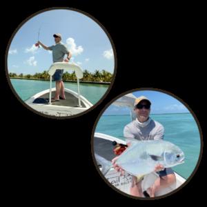 life balance fishing