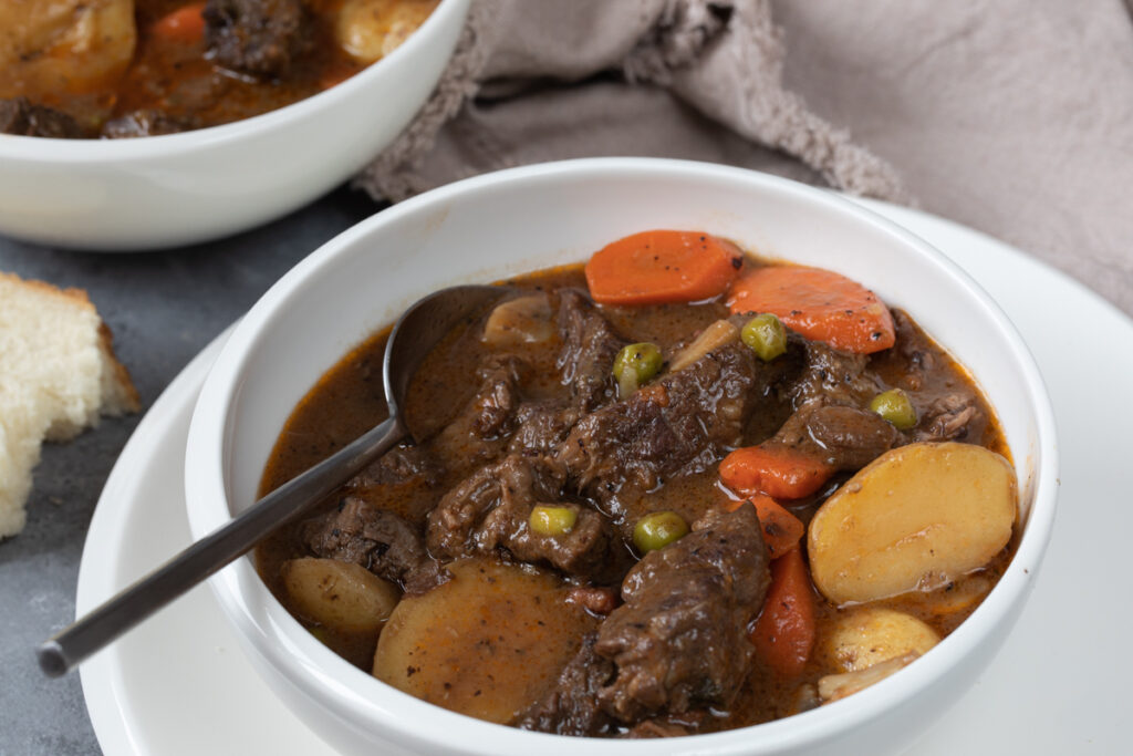 Dutch Oven Beef Stew Hearty