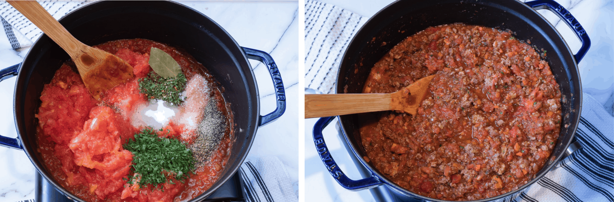 spaghetti with meat sauce romas meat