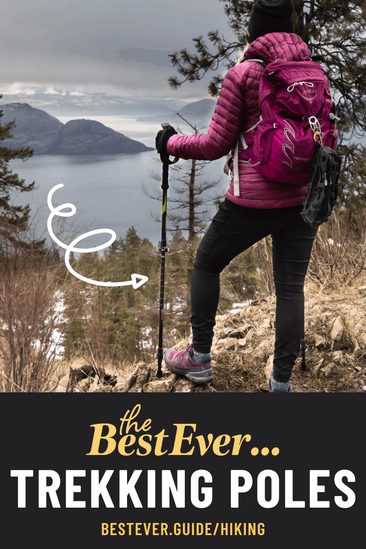 best trekking poles for hiking