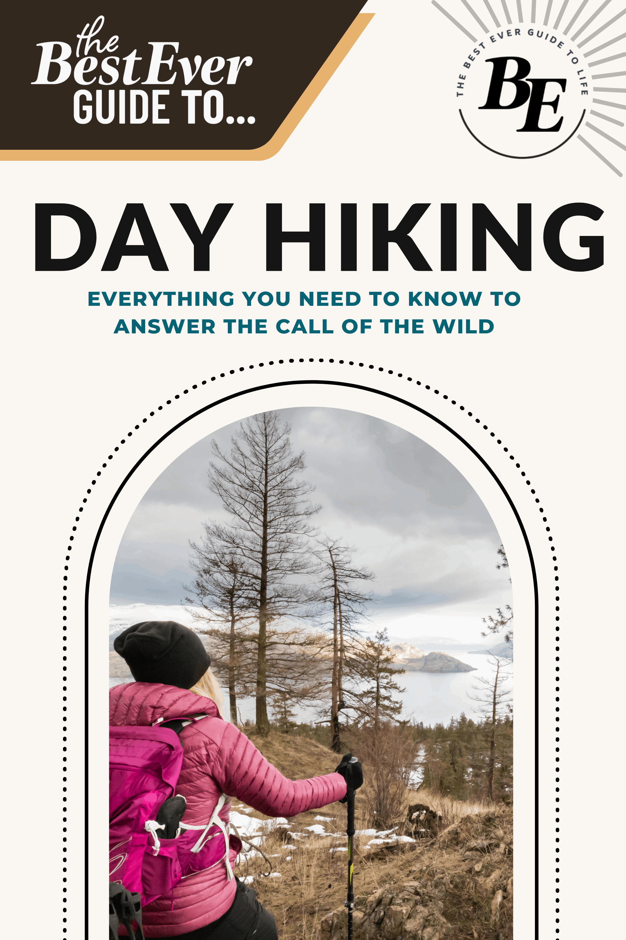 go hiking guide to day hiking