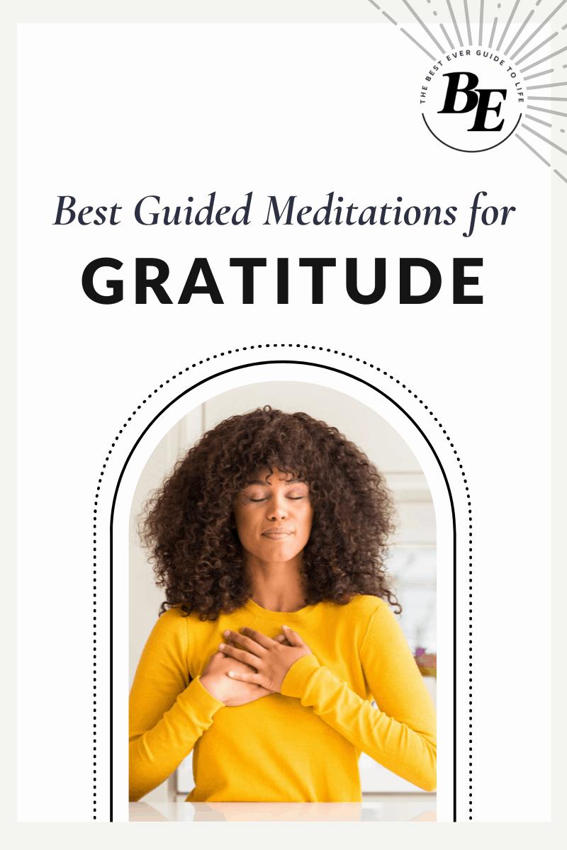 best guided meditations for gratitude