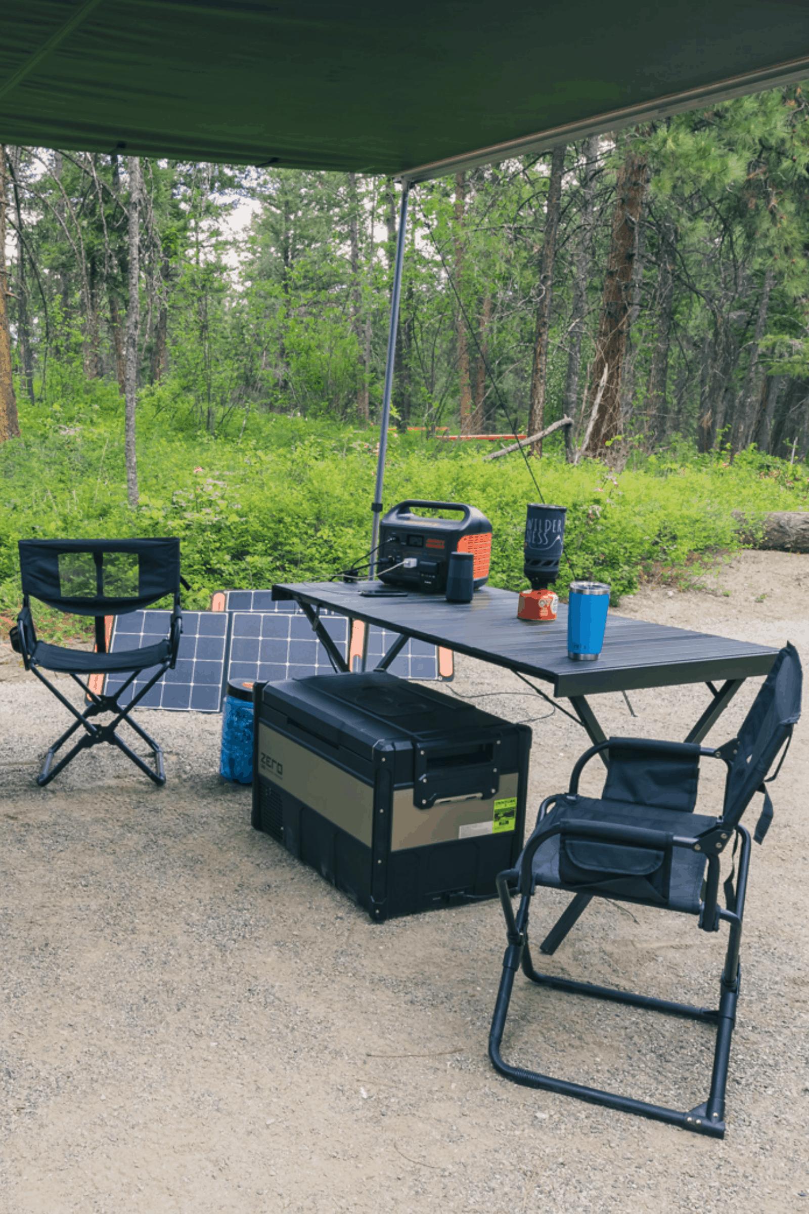 camping fridge arb
