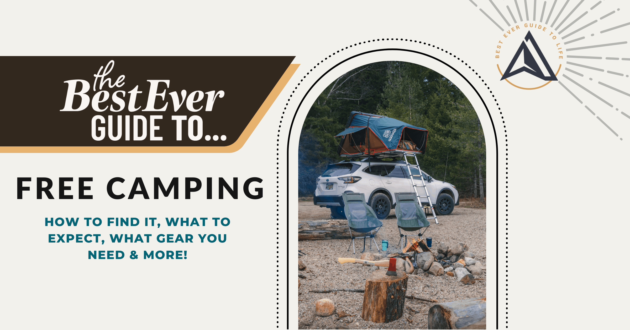free camping guide