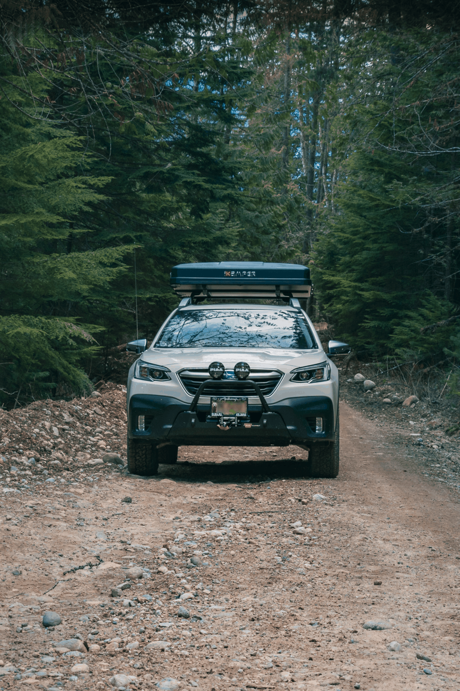 free camping off road