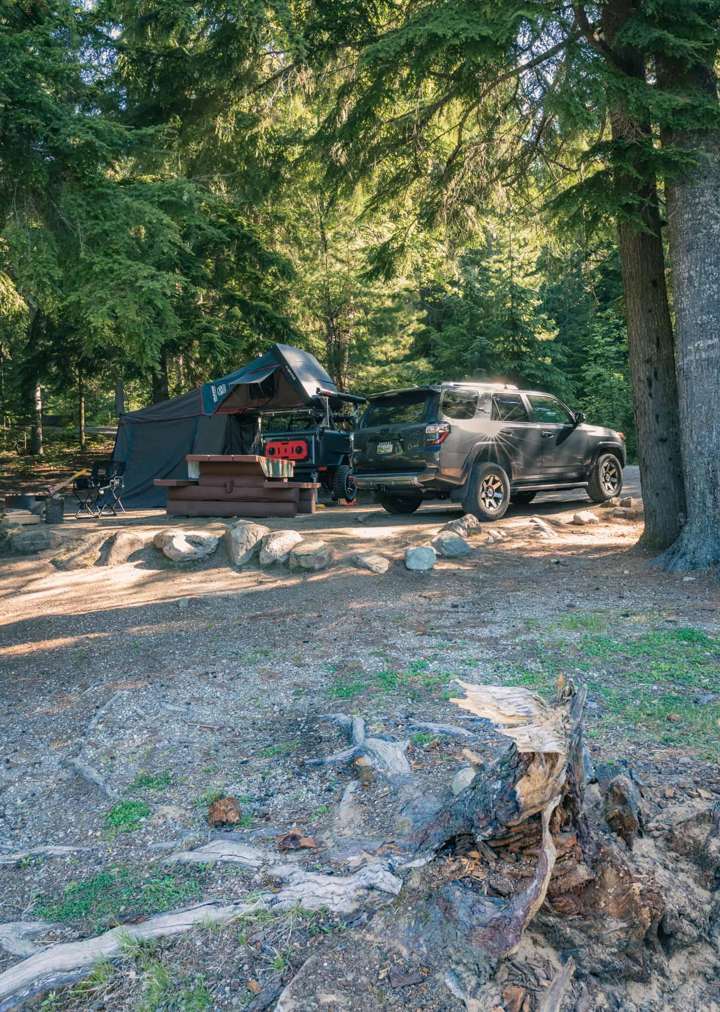 Revelstoke Camping
